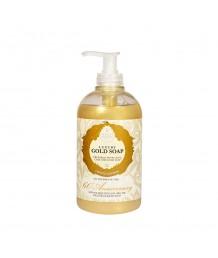 Сапун за лице и тяло Златен